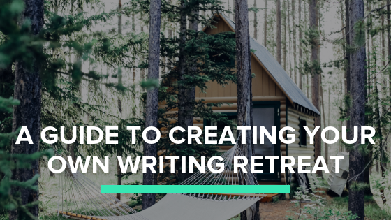 Going on a solo writing retreat takes planning and courage revving.