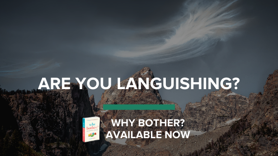 Are You Languishing?